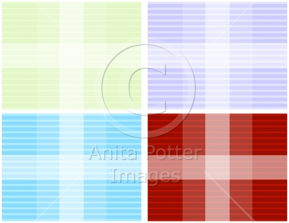 Set of Four Abstract Backgrounds