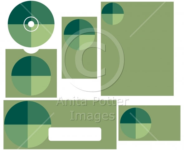 Business Stationery Set 4