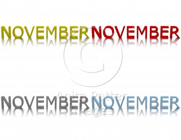 3d Render of the Month November