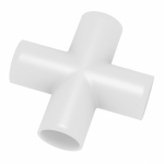 PVC Cross Joint Pipe