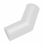 PVC Elbow Joint Pipe